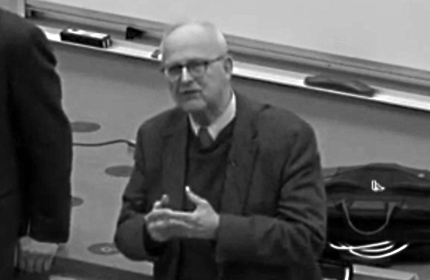 Bunyan Lecture 2017 - Rainer Weiss