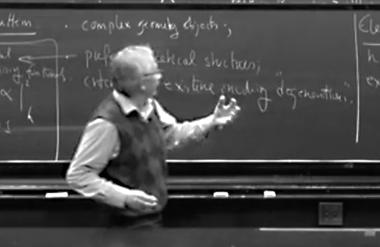 Kaehler-Einstein Metrics and Algebraic Geometry 1