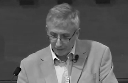 Simon Donaldson: 2015 Breakthrough Prize in Mathematics Symposium