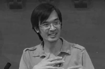 Terence Tao: 2015 Breakthrough Prize in Mathematics Symposium