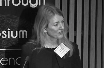 Cori Bargmann: 2016 Breakthrough Prize in Life Sciences Symposium