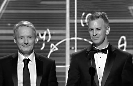 Christopher Hacon and James McKernan: 2018 Breakthrough Prize Award Presentation
