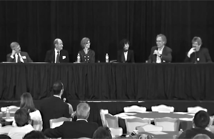 2015 Life Sciences Panel with Allis, Ambros, Benabid, Charpentier, Doudna and Gary Ruvkun
