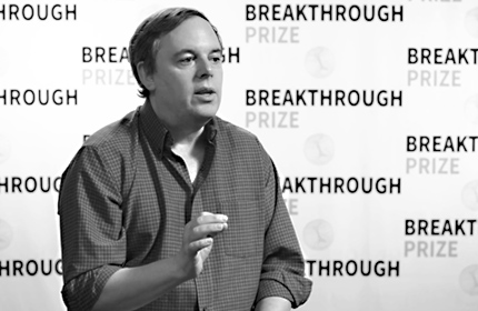 Stephen Elledge: 2017 Breakthrough Prize Laureate Interviews