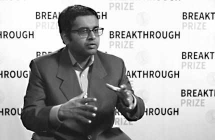Surjeet Rajendran: 2017 Breakthrough Prize Laureate Interviews